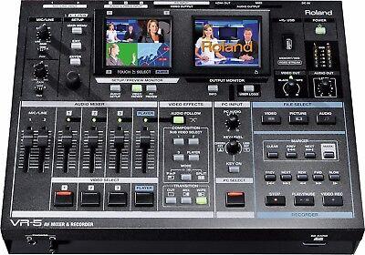 Roland VR-5 AV Mixer & Recorder