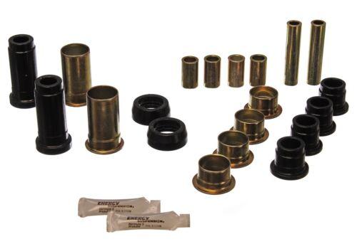 Suspension Control Arm Bushing Kit-Control Arm Bushing Set Front,Rear Energy
