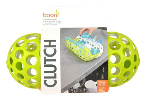 Clutch Boon Dishwasher Basket For Baby Bottles And Nipples New Sealed