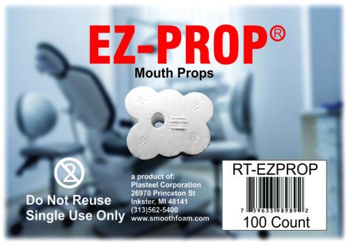 """Ez-Prop® Disposable Mouth Prop Dental Prop """"MANUFACTURER DIRECT""""  100/bx"""