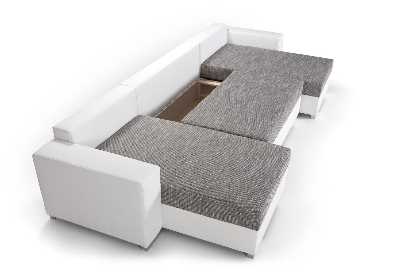 couchgarnitur ecksofa eckcouch sofagarnitur sofa diego 4. Black Bedroom Furniture Sets. Home Design Ideas