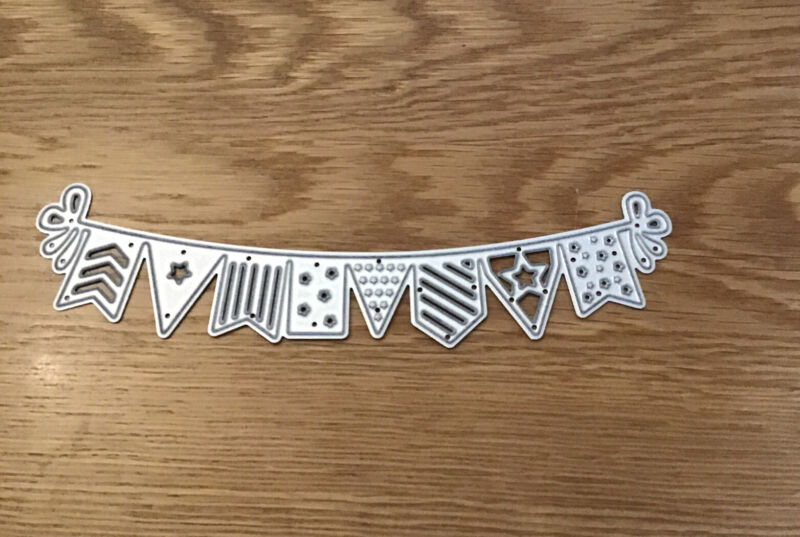 Bunting+Metal+Cutting+Die+%7E+All+The+Bunting+Is+Different+%7E+Card+Making+%7E+New