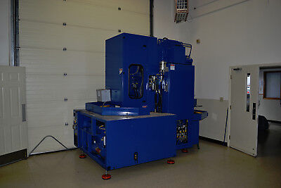 Engel 60 Ton Vertical-vertical Rotary Gum Rubber Injection Molding Machine