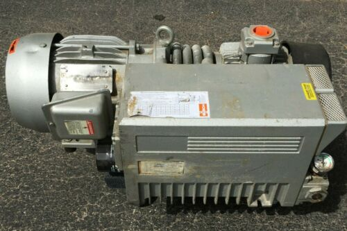 BUSCH RC 0100-C506-1001 VACUUM PUMP 3 PHASE INDUCTION MOTOR