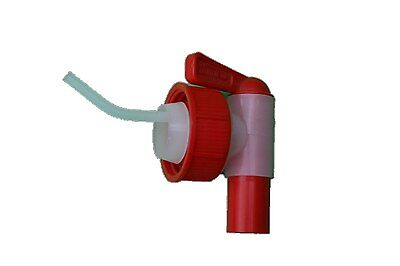 Auslaufhahn DW 45 für 20 u. 30 Liter Kanister Fasshahn Auslaufhahn