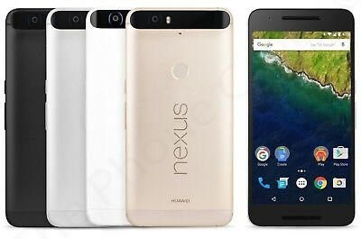 "UNLOCKED Huawei H1511 Google Nexus 6P Android 32GB 5.7"" 4G LTE Smart Cell Phone"