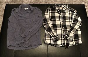 Boys size 8 brand name clothing lot