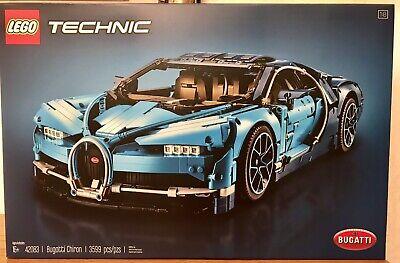 Lego Technic Bugatti Chiron (42083) new in sealed box