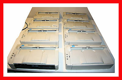 8 X CANON SCANNER DR-2580C  UNTESTED SELL FOR PARTS