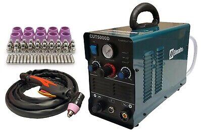 Plasma Cutter 50 Cons Simadre 5000d 50 Amp 110220v 12 Clean Cut 60a Torch
