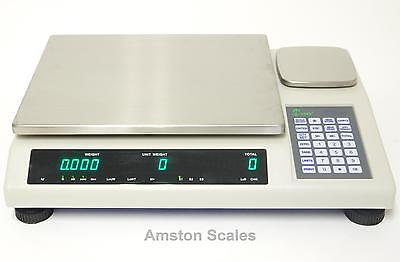 29 Off Used Refurbished Counting Scale Dual Capacity 50 X 0.001 2 X 0.00005lb