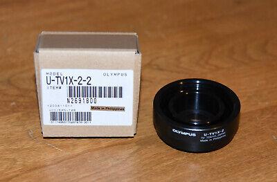 Olympus Microscope Model U-tv1x-2 Ccd Camera Attachment Item N2691800 New In Box