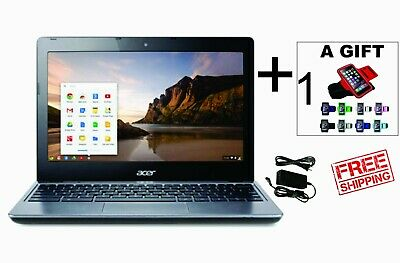 Acer Chromebook C720 11.6in. (16GB, Intel Celeron, 1.4GHz, 4GB) Notebook