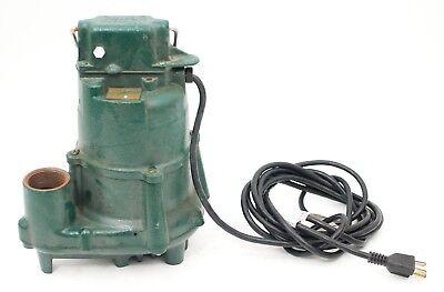 Zoeller 98-0001 115-Volt 1/2 Horse Power Model M98 Flow-Mate Automatic Cast Iron Flow Mate Cast