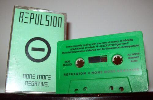 1990 Pre Type O Negative REPULSION Demo Tape RARE None More Negative carnivore