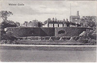 The Castle, WALMER, Kent