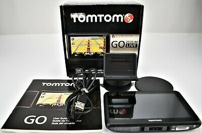 "TomTom Go Live 2535M 5"" LCD GPS USA/Canada/Mexico Lifetime Maps & HD Traffic"