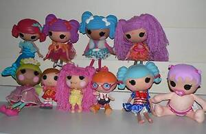"""10x La La Loopsy dolls 30cm (12"""") and 20cm (8""""). Canning Vale Canning Area Preview"""