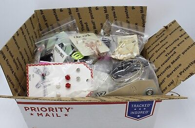 100 Lot New Department Store Earrings Wholesale Closeout High $$ Value #100EAR