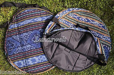 Gepolsterte Tasche für Rahmentrommel Bodhran Oceandrum Ø 50 cm