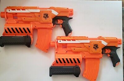 Lot Of 2 NERF  Demolisher 2-in-1