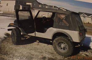 1981 Jeep CJ5 for sale