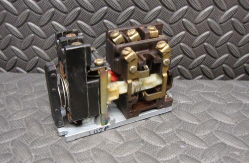 Joslyn Clark 5S Relay Type PMS Contactor Coil TB-139-4 440-480 Volt 4 NO & 2 NC