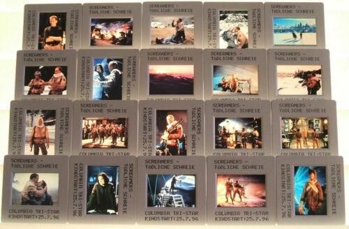 Screamers  (Peter Weller)   20 Original Studio 35mm Slides - Transparencys