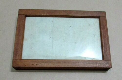 Antique Eastman Kodak 3-1/4 x 5-1/2 Vintage Wood Negative Printing Frame FREE SH