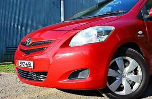 Low kms, 2008 Toyota, August rego, good condition,log books, Uber Carramar Fairfield Area Preview