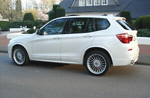 ALPINA XD3 BI-TURBO-PANORAMA-HEAD UP-AHK-UNFALLFREI