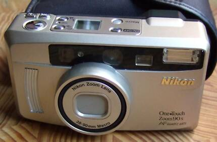 nikon One Touch Zoom 90 film camera