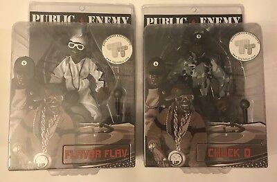 Mezco Public Enemy Flavor Flav & Chuck D Figures: EXCLUSIVE TOY TOKYO VARIANTS!](Flavor Flav Kids)