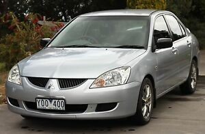 2006 Mitsubishi Lancer Sedan Langwarrin South Frankston Area Preview