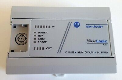 Allen Bradley 1761-l10bwb Micrologix 1000 Processor