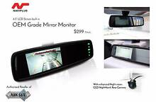Reversing Camera Display Mirror with Camera - Fitting provided Brunswick Moreland Area Preview