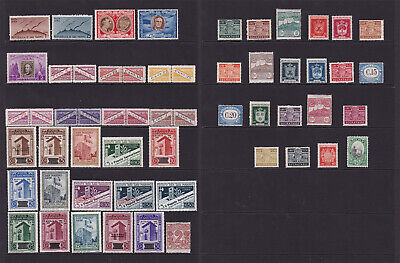 San Marino. Mint collection on two stockcards.