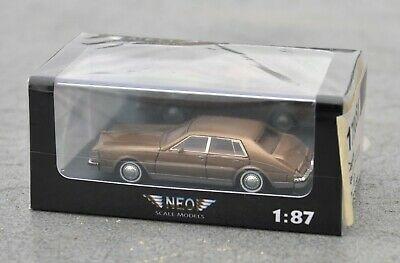NEO 1:87 scale model Cadillac Seville MK II - NEO87356 never opened MINT