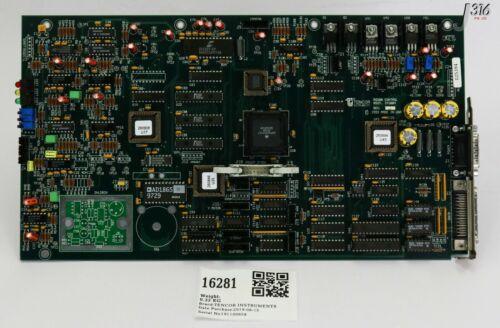 16281 Tencor Instruments Pcb, As500 Control Assy 242004