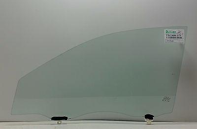 Fits 03-08 Toyota Corolla 4 Door Sedan Driver Side Left Front Door Window Glass