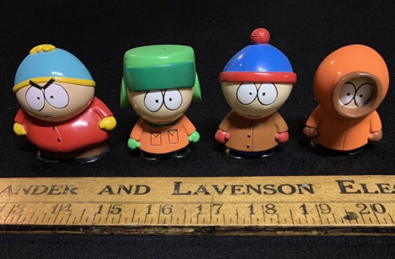 Southpark Comedy Central Fun 4 All South Park Figures