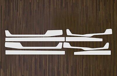 Lackschutzfolie transparent Einstiege Einstiegsleisten Türen  Skoda Kodiaq