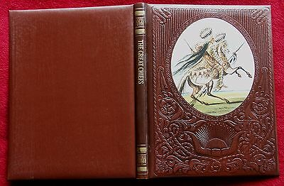 "TIME-LIFE ~OLD WEST SERIES ~""THE GREAT CHIEFS""~ LEATHERETTE BOOK~ 2ND EDITION!"