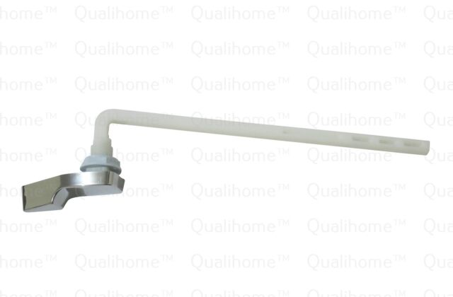 toilet tank flush lever replacement for mansfield chrome finish handle