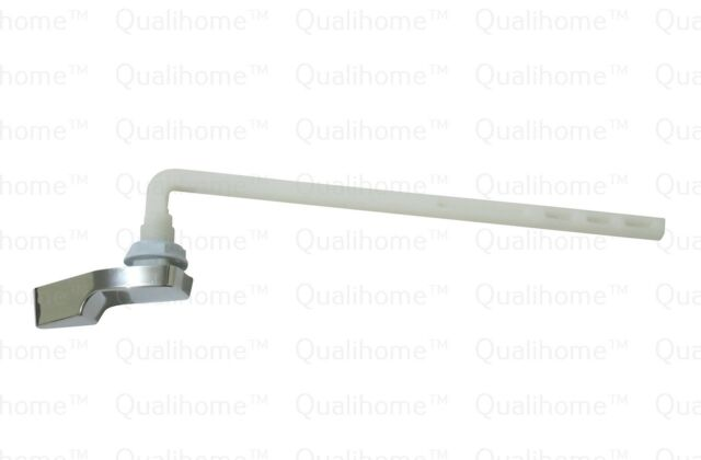 toilet tank flush lever replacement for mansfield chrome finish handle - Mansfield Toilet