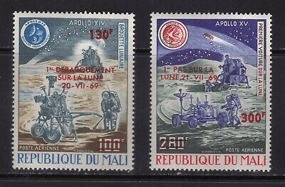 stamps France Mali setSC# C224,225 mnh