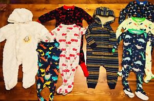 Selling Lot of 31 Items For Baby Boy Size 6-9 Months in GUC
