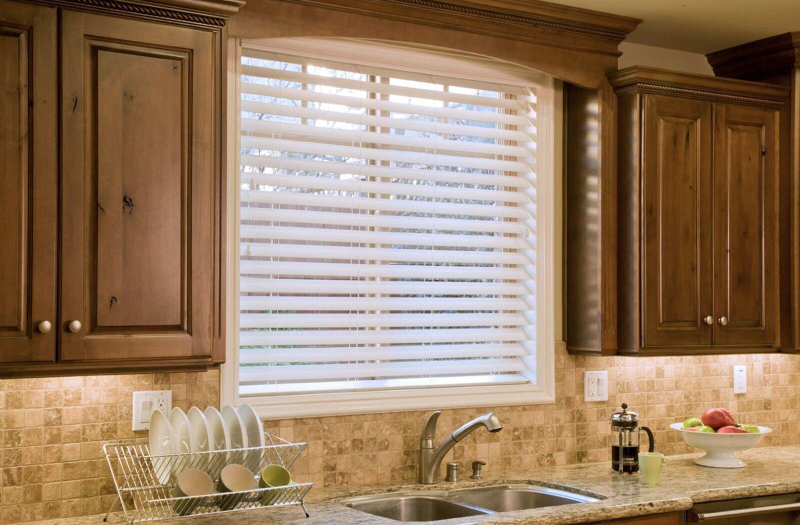 superior 2 1 2 faux blinds alabaster