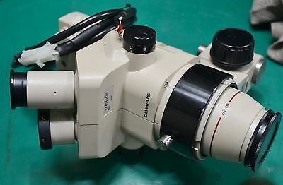 Olympus Sz40 Sz4045chi Stereo Microscope