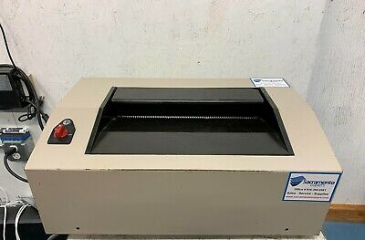 Model 407 Industrial Paper Shredder Intimus 407 Tested And Working Martin Yale